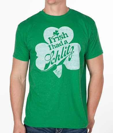 Palmercash Irish I Had A Schlitz T-Shirt