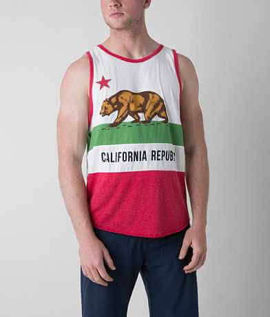 Palmercash Cali Republic Tank Top
