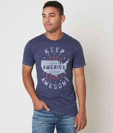 Palmercash Keep America Awesome T-Shirt