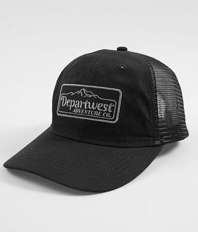 Departwest Adventure Trucker Hat