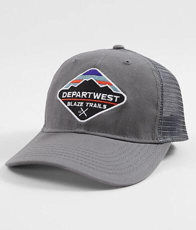 Departwest Blaze Trails Trucker Hat