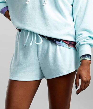 BKE High Rise Fleece Short