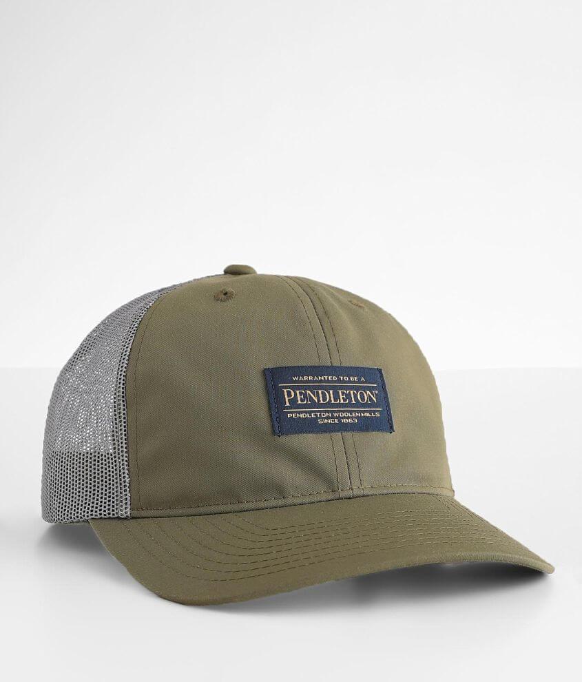 Pendleton Woolen Mills Trucker Hat front view