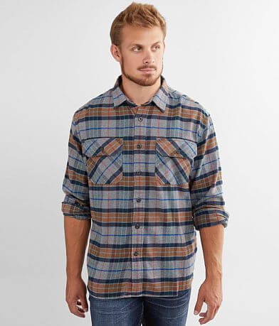 Pendleton Burnside Flannel Shirt