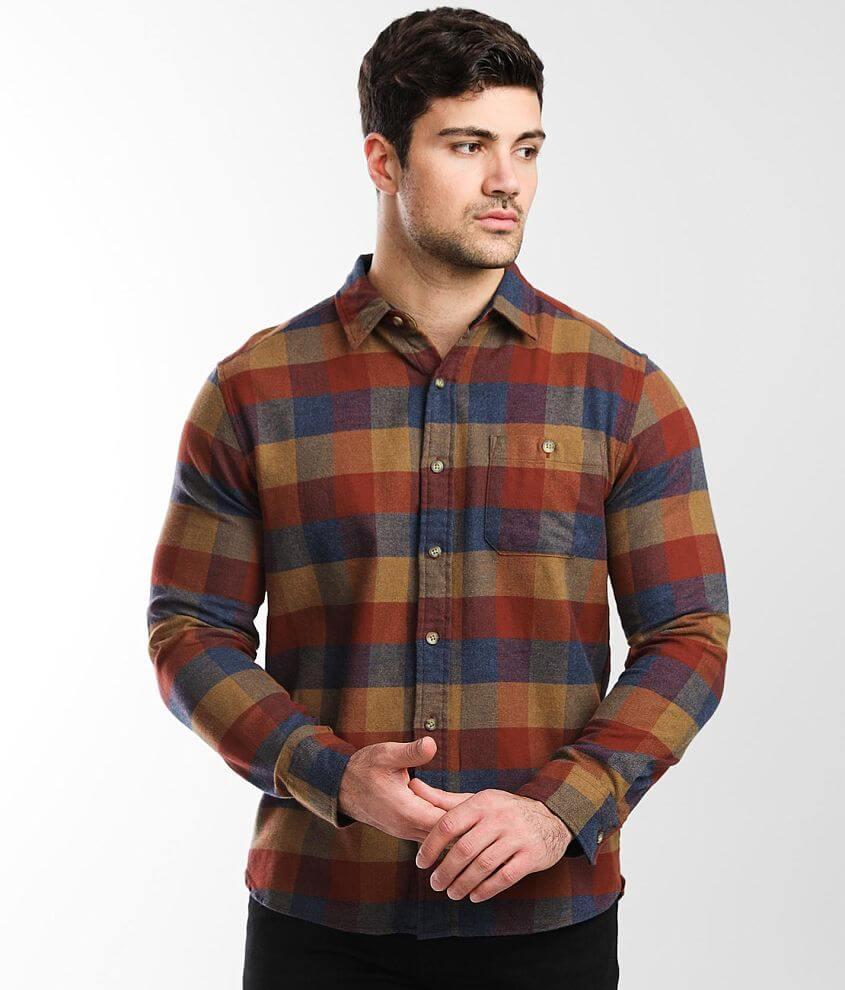 Pendleton Fremont Flannel Shirt front view