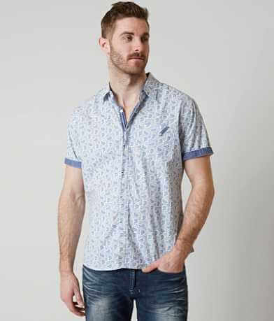 Smash Paisley Printed Shirt