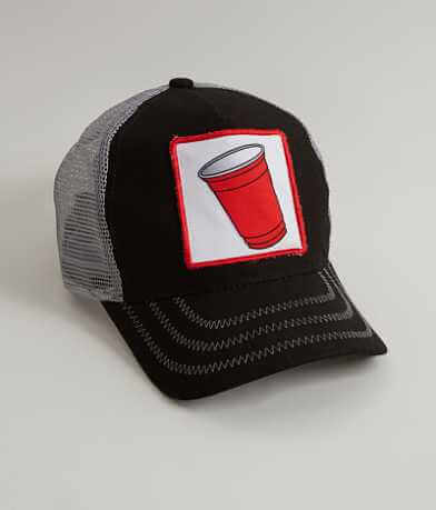 Peter Grimm Sloshed Trucker Hat