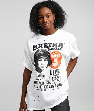 Aretha Franklin Queen Of Soul T-Shirt