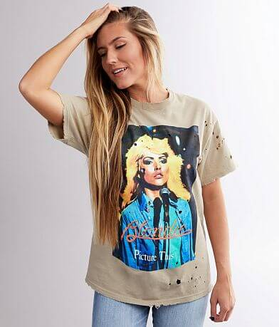 Blondie Picture This Band T-Shirt