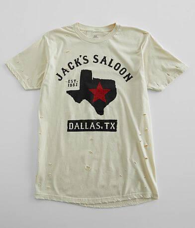 Jack's Saloon Dallas TX T-Shirt