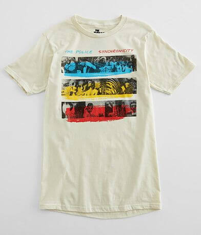 The Police Synchronicity Band T-Shirt