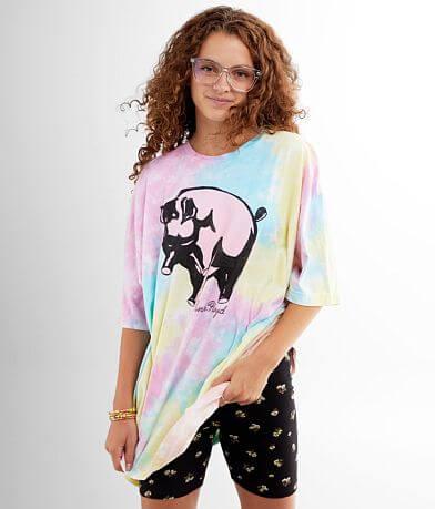 Pink Floyd Piggy Band T-Shirt - One Size
