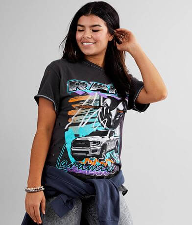 Dodge Ram Tough Laramie T-Shirt