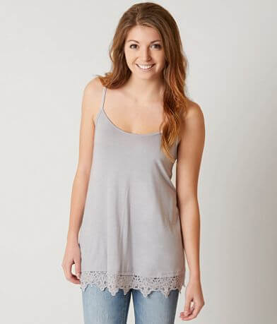 BKE core Slub Fabric Tank Top