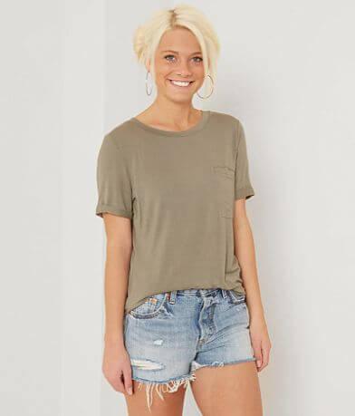 FITZ + EDDI Rolled T-Shirt