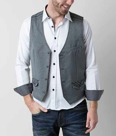 Buckle Black Gabe Vest