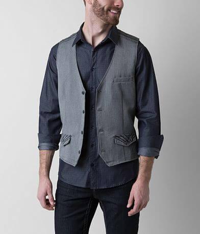 Buckle Black Bradford Vest