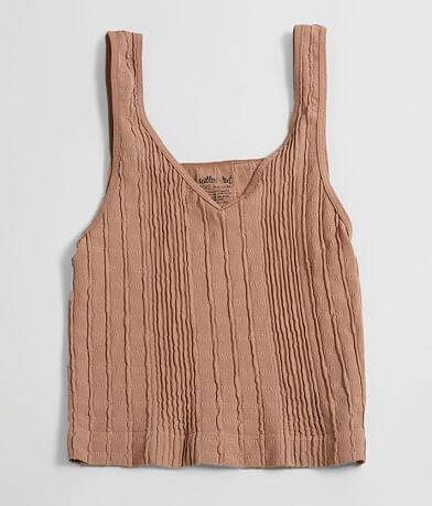 Willow & Root Textured Bralette