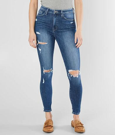 Bridge by GLY Curvy Ultra High Rise Ankle Jean