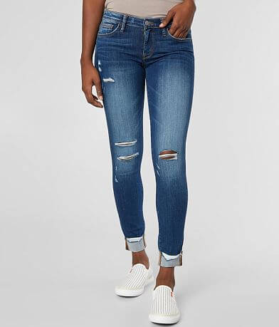 Bridge by GLY Low Rise Ankle Skinny Stretch Jean