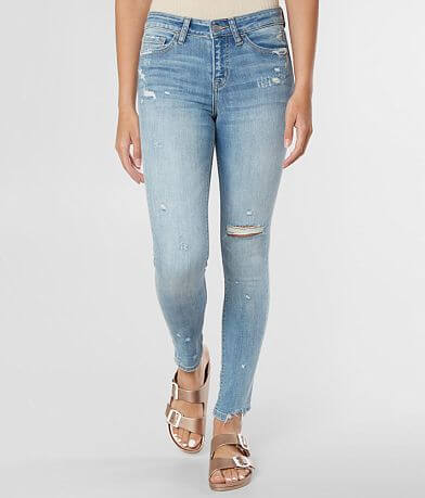 Bridge by GLY Mid-Rise Ankly Skinny Stretch Jean