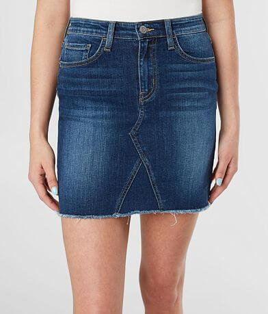 Bridge by GLY High Rise Denim Stretch Skirt