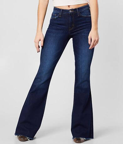 Bridge by GLY High-Rise Flare Stretch Jean