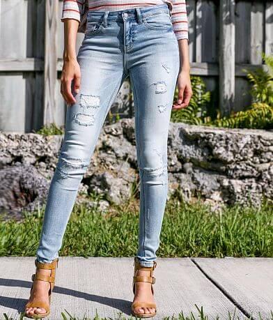Bridge by GLY Mid-Rise Skinny Stretch Jean