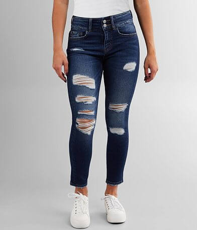 Bridge by GLY High Rise Ankle Skinny Jean