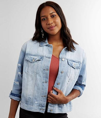 Bridge by GLY Washed Denim Jacket