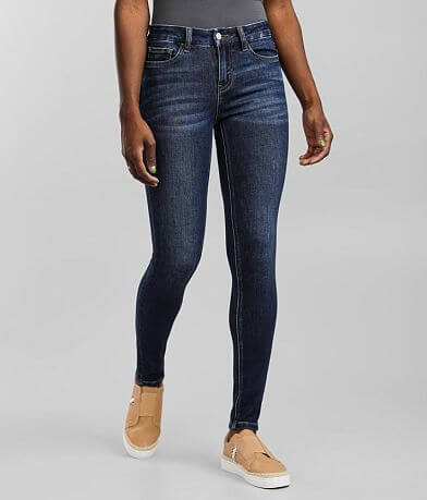 Bridge by GLY Hudson Mid-rise Skinny Stretch Jean