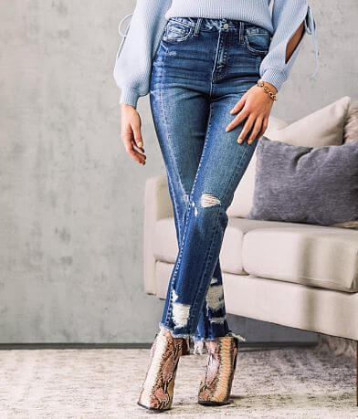 Bridge by GLY Taylor Ultra High Rise Ankle Jean