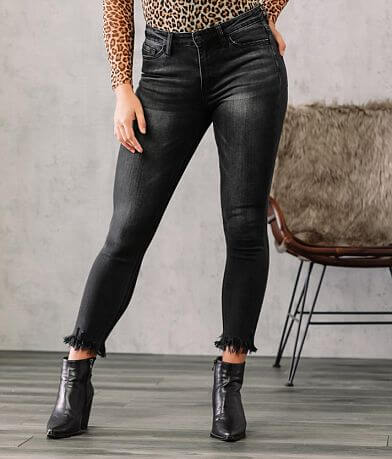 Bridge by GLY Brooklyn Curvy Ankle Skinny Jean