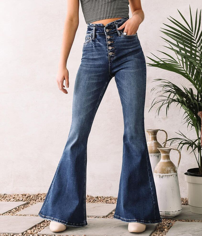 Bridge by GLY Taylor Ultra High Extreme Flare Jean