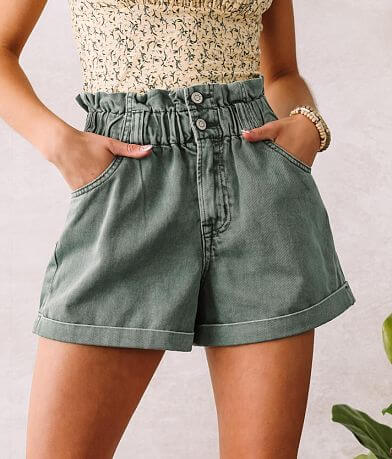 Bridge by GLY Taylor Ultra High Paperbag Short
