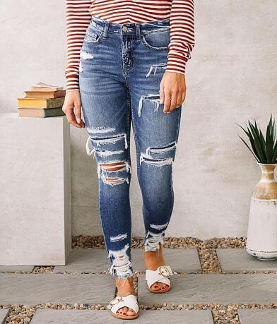 Bridge by GLY Elliott High Rise Ankle Skinny Jean