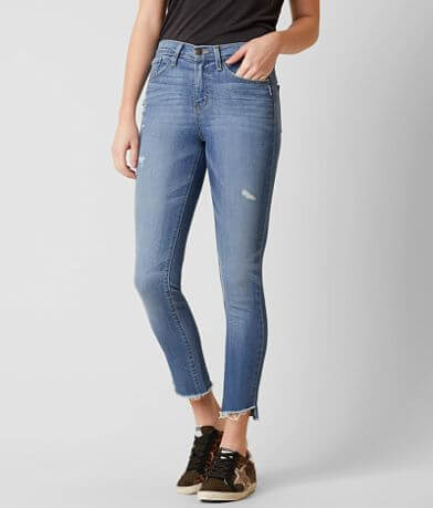 Flying Monkey High Rise Straight Stretch Jean