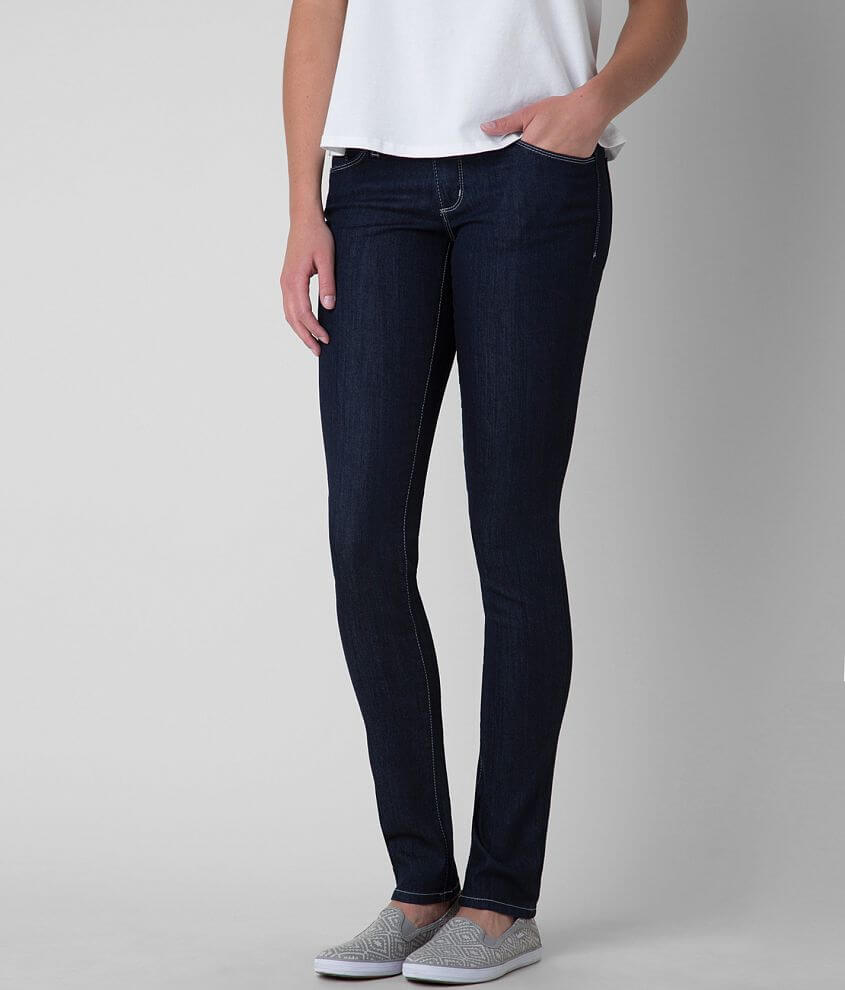 Flying Monkey Low Rise Skinny Stretch Jean front view