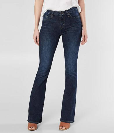 Flying Monkey High Rise Flare Stretch Jean