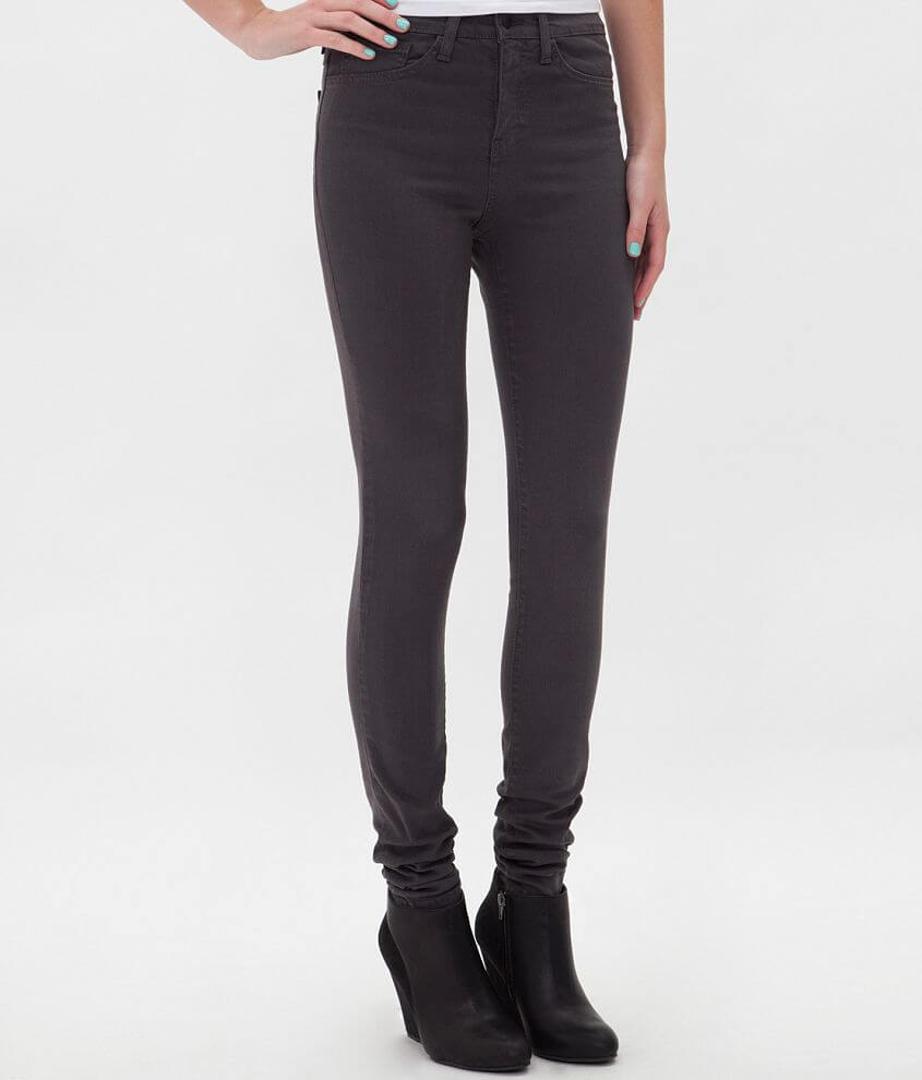 Flying Monkey High Rise Skinny Stretch Jean front view