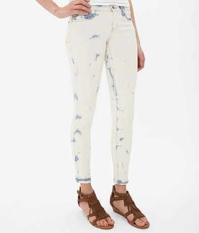 Flying Monkey Platinum Low Rise Ankle Skinny Jean