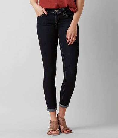 Flying Monkey Low Rise Skinny Stretch Cropped Jean