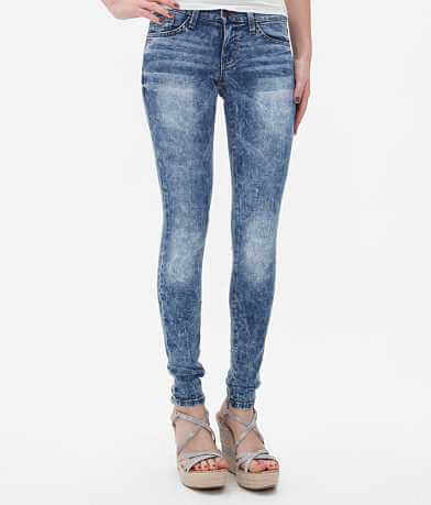 Flying Monkey Low Rise Skinny Stretch Jean