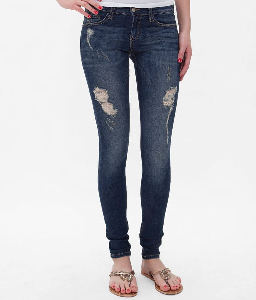 Flying Monkey Skinny Stretch Jean front view