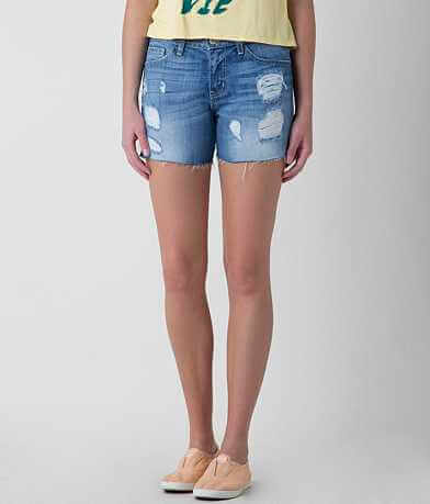 Flying Monkey Mid-Rise Stretch Short