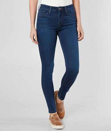 Flying Monkey High Rise Ankle Skinny Stretch Jean