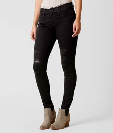 Flying Monkey Mid-Rise Skinny Stretch Jean