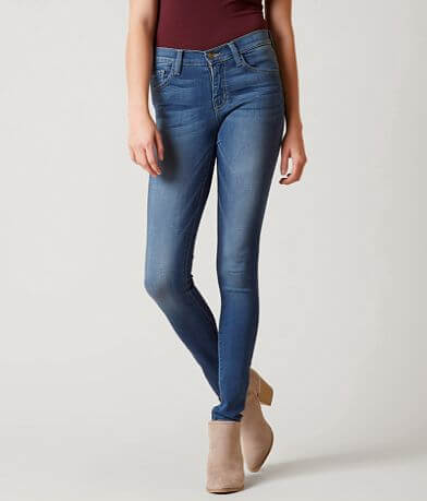 Flying Monkey Mid-Rise Skinny Stretch Jean