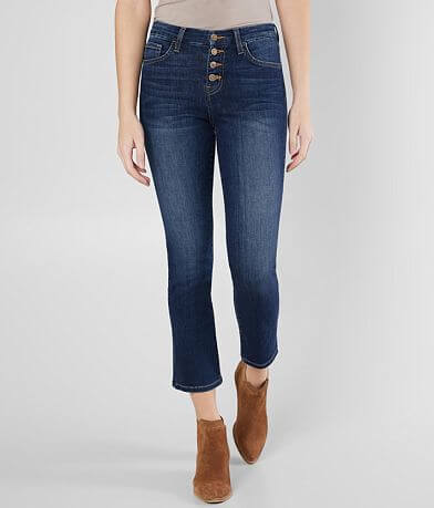 Flying Monkey High Rise Ankle Stretch Jean