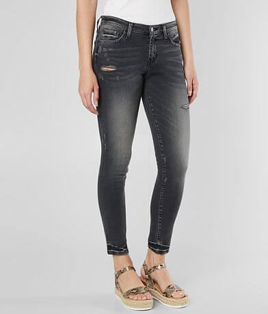 80874033 Flying Monkey Mid-Rise Ankle Skinny Stretch Jean